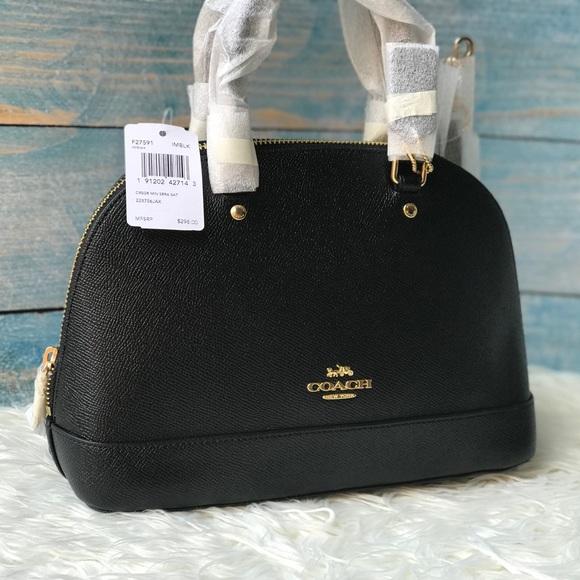 Coach Handbags - COACH MINI SIERRA SATCHEL
